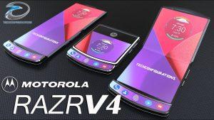 Le nouveau RAZR, smartphone mobile par Motorola