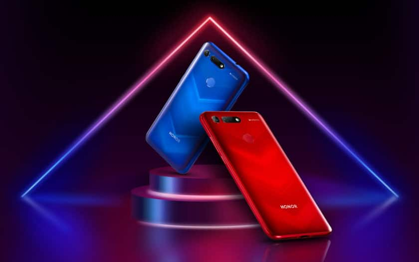 smartphone Honor View 20