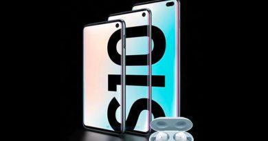 Présentation des Samsung Galaxy S10 et un smartphone 5G