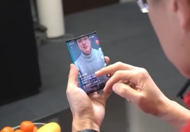Smartphone pliable de Xiaomi à moins de 1000 Euros