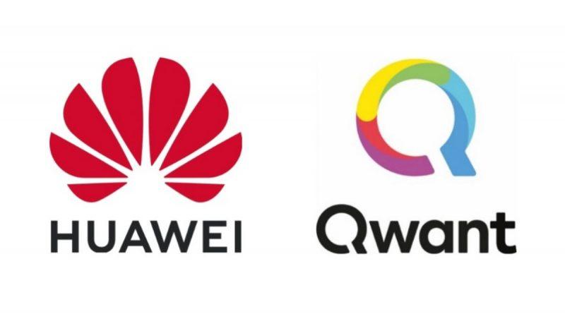 Huawei choisit Qwant